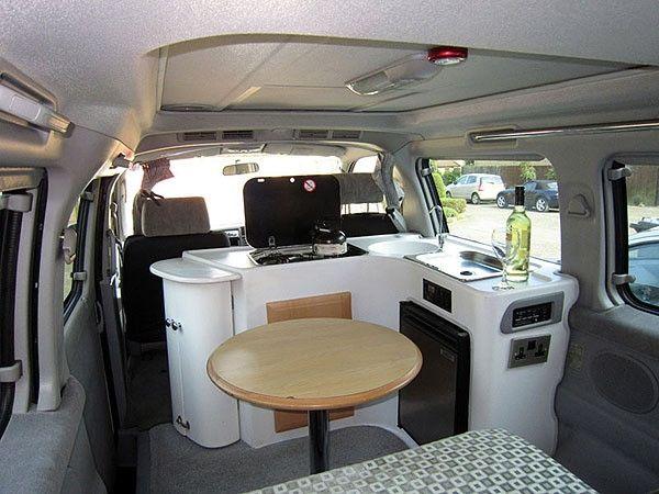 Mazda 4 berth Campervan - Includes insurance, Motorhome ...