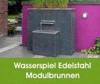 Wasserspiele | Oase Wassergarten.de - Oase Teichshop - Bachlauf, Teichtechnik - Oase Ersatzteile