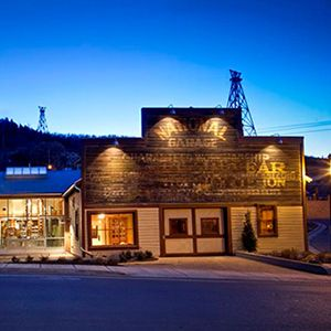 High West Distillery & Saloon, Park City, UT. Via T+L (http://www.travelandleisure.com).