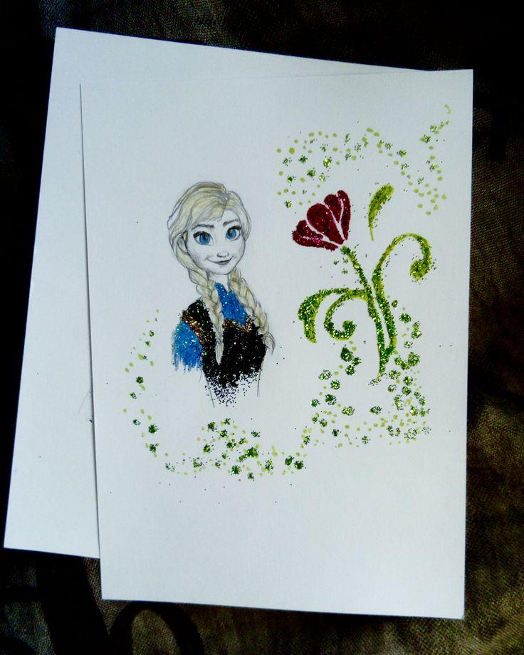 Anna _ Frozen _ by EllenHeissinger