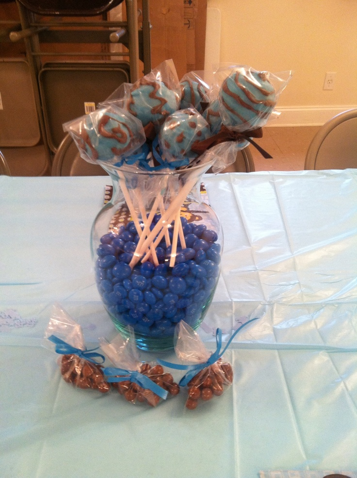 Baby Gift Basket Business : Best images about blue and brown baby shower on