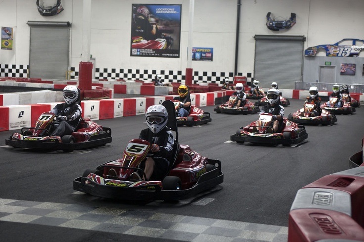 K1 Speed Indoor Go Kart Racing – Fourteen Centers Nationwide