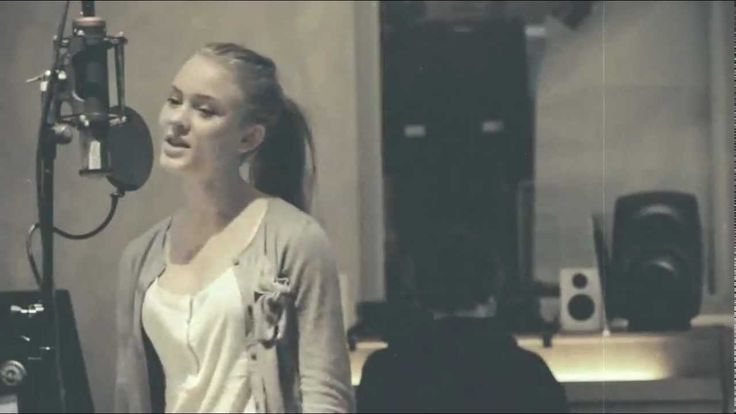 Zara Larsson - Uncover (Introducing EP / 2013), via YouTube.