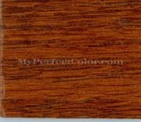Interior Wood Stain Colors | Minwax Interior Wood Stain 232 Red Chestnut Quart | Myperfectcolor