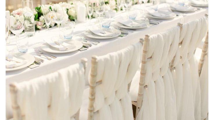 weddings by rebecca beach ceremony. quinta da lago beach wedding. wedding chair styling.