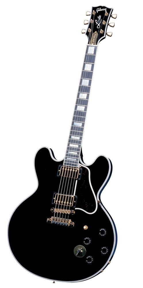 Bb collection definitive guitar king lick signature