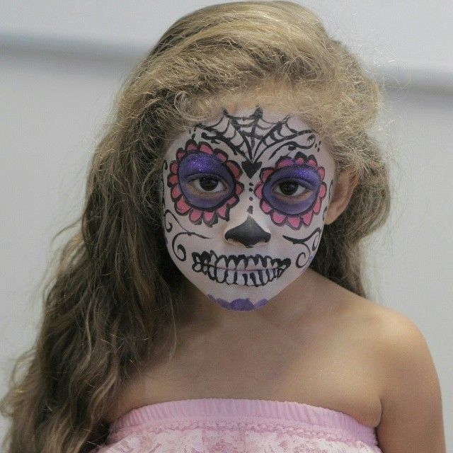Face Painting For Parties Oahu