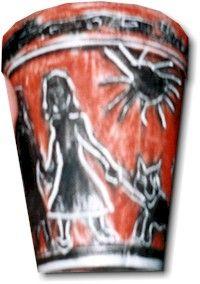 Greek Vases - Art HistoryArt Greek, Art Lessons, Greek Stories, Art History Lessons, Styrofoam Cups, Greek Vases, Stories Vases, Clay Pots, Art Projects