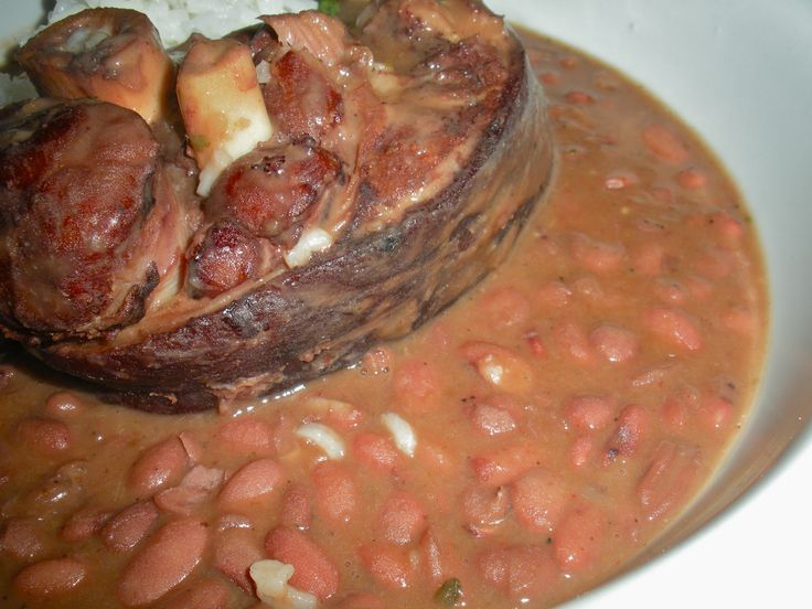 58 best soul food yummy images on pinterest recipe blogs soul chef jds food and recipe blog cajun red beans rice with smoked forumfinder Choice Image