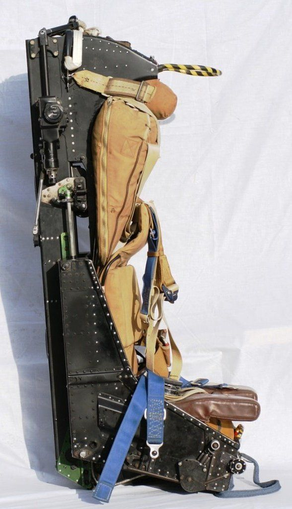 Avro Arrow CF-105 MkC5 Ejection Seat Serial Number 11