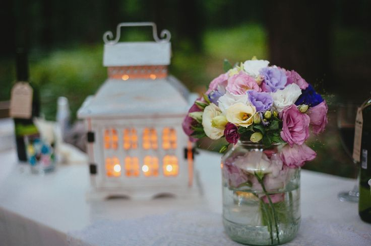 flowers and wedding decorations