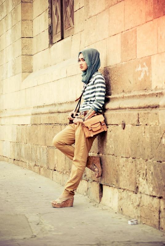 Hijab Style Fashion : Travelling Cairo, Egypt