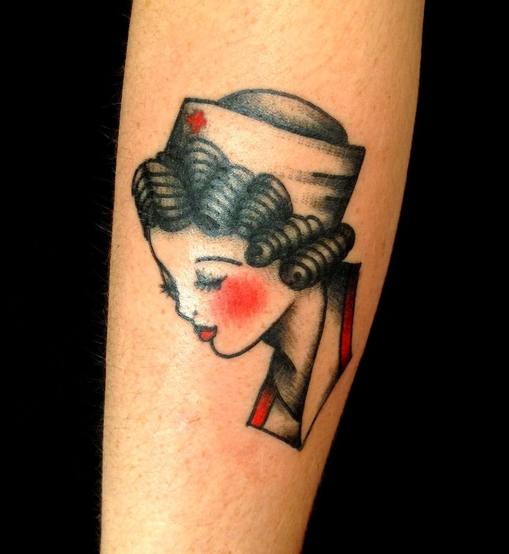 The Timber Tattoo Company Blog: Hellooooo nurse!