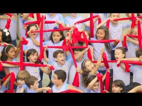Marca De Cristo Escola Adventista De Votuporanga Apresentacao