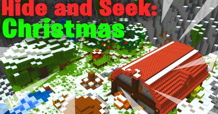 This Is A Really Well Made Hide And Seek Minigame With Several