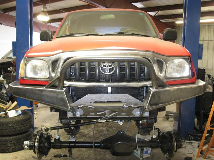 Image result for first gen toyota tacoma tube bumper
