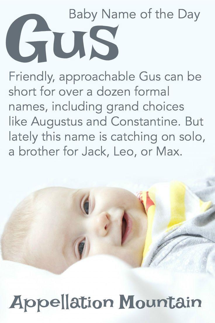Gus Short For