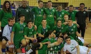 Βόλεϊ: Νίκησαν χτες και παίζουν τελικό σήμερα!   Οι Έφηβοι του Παναθηναϊκού επικράτησαν χτες με 3-0 σετ της ΓΕ Ηρακλείου και σήμερα τα παίζουν όλα για όλα στις  from ΤΕΛΕΥΤΑΙΑ ΝΕΑ - Leoforos.gr http://ift.tt/2p0fCs0 ΤΕΛΕΥΤΑΙΑ ΝΕΑ - Leoforos.gr