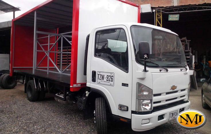 Carrocerías y Furgones NMJ es una ventanilla única cuando se trata de la construcción de carrocerías de diseño especial para camiones y camionetas.  http://www.carroceriasyfurgonesnmj.com/carrocerias-especiales-personalizadas-para-vehiculos-comerciales-nuevos-y-usados