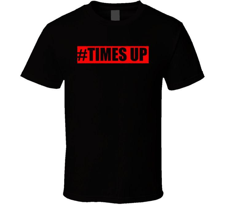 Oprah Times Up Speech T-shirt
