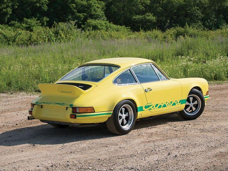 1973 Porsche 911 - 911 Carrera RS 2.7 Lightweight | Classic Driver Market
