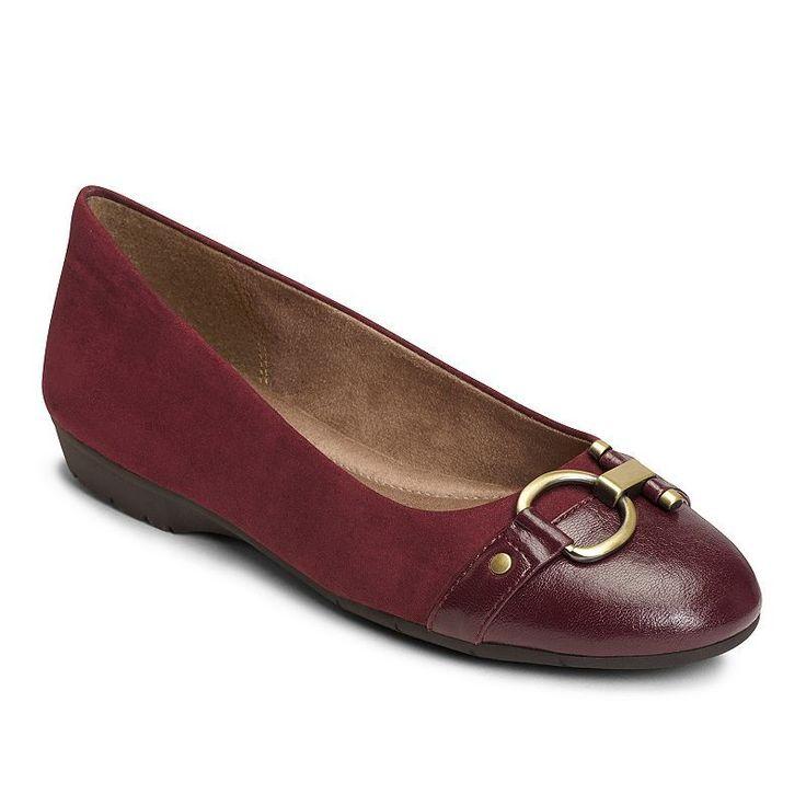 A2 by Aerosoles Ultrabrite Women's Ballet Flats, Size: medium (7.5), Lt Purple