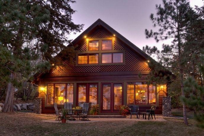 Деревенский дом - Дизайн интерьеров | Идеи вашего дома | Lodgers