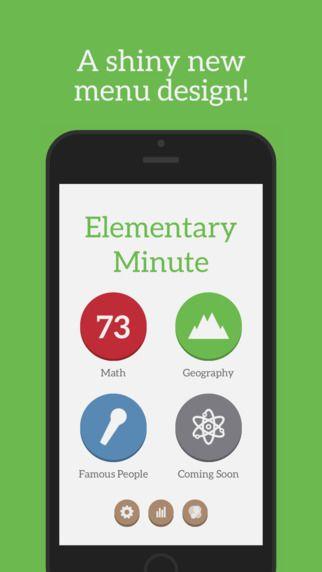 Elementary Minute by Klemens Strasser