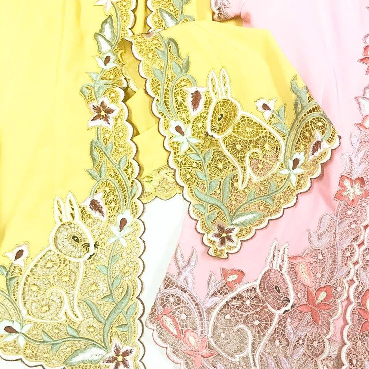 spotted today. yellow and pink lulu . . www.nonandnik.com . . #handmade #kebaya #kebayamodern #kebayaencim #kebayabordir #kebayaperanakan #kebayanonya #kebayanyonya #sarongkebaya #localbrand #localbrandid #localbrandindonesia #selfmanufactured