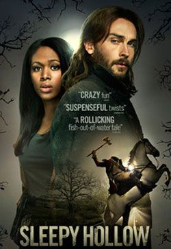 It might be way too early to add this show to my list but so far, I am loving it. Tom Mison (Ichabod) totally makes the show. I find him to be absolutely hilarious (or it might just be that everything sounds funnier in a British accent).