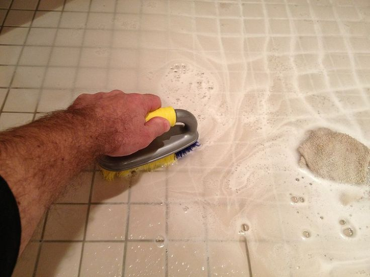 best 25 clean shower grout ideas on pinterest shower grout cleaner clean grout and cleaning. Black Bedroom Furniture Sets. Home Design Ideas