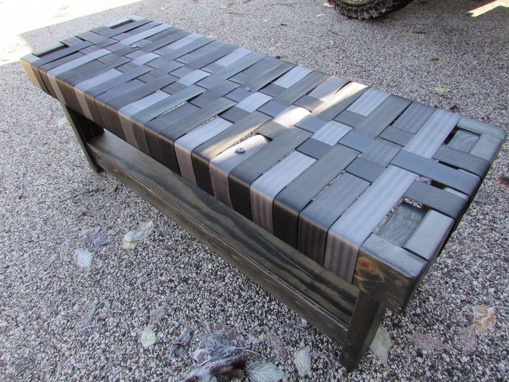 Ebony Stain Entryway Bench with shoe storage by WieleWoodWorks on Etsy https://www.etsy.com/listing/259290237/ebony-stain-entryway-bench-with-shoe
