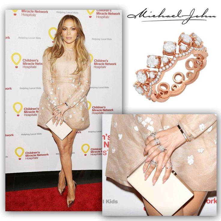149 best Celebrities Wearing Michael John Jewelry images on
