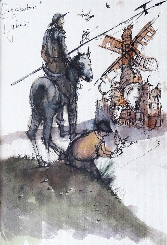 Don Quixote 2015 - Tomek Sętowski