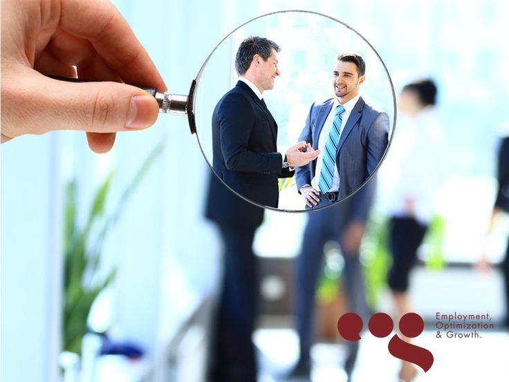 EOG TIPS LABORALES. En Employment, Optimization & Growth, nuestros procesos de reclutamiento y selección están garantizados por pruebas técnicas y psicométricas, además de estudios socioeconómicos con el fin de que el aspirante mejor capacitado, sea quien ingrese a laborar en su empresa. Le invitamos a escribirnos al correo electrónico atencionaclientes@eog.mx, donde con gusto atenderemos todas sus preguntas. #reclutamientoyseleccion