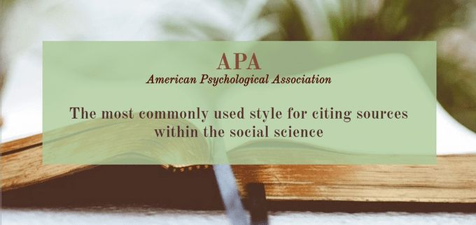 What is APA essay format all about? Read and learn!