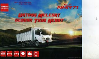 New Isuzu NMR 71: Elf NMR 71 Paling Handal