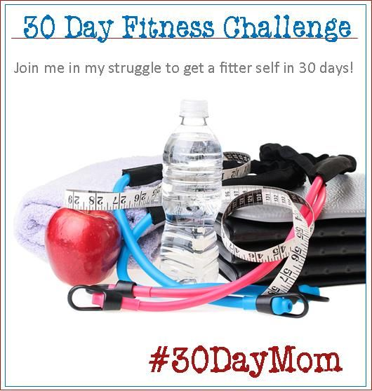 Check out the newest post (The 30 Day Fitness Challenge #30DayMom) on 3 Boys and a Dog at http://3boysandadog.com/2014/01/30-day-fitness-challenge/?The+30+Day+Fitness+Challenge+%2330DayMom