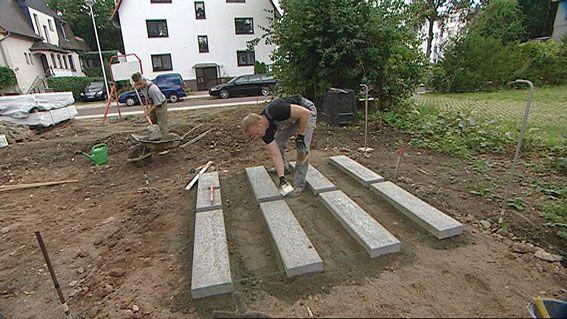 Gartenhaus fundament ohne beton Gartenhaus, Karibu