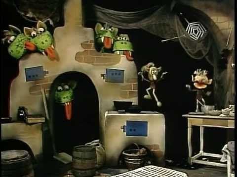 O nosaté čarodějnici (1984)