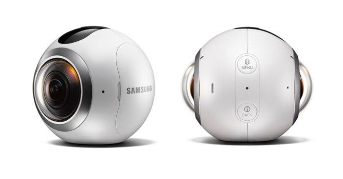 Tentez de gagnez la Samsung GEAR 360 !