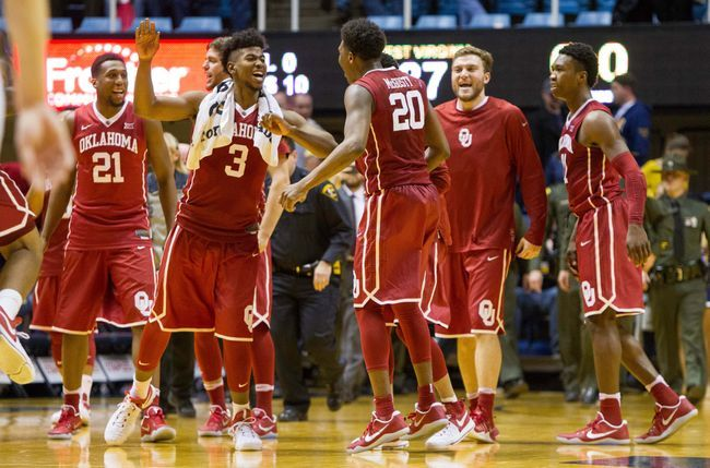 Oklahoma vs. West Virginia - 2/8/17 College Basketball Pick, Odds, and Prediction