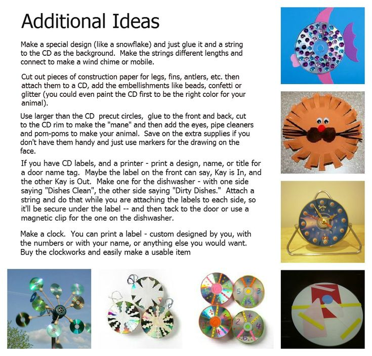 Best 25+ Recycled Cd Crafts Ideas On Pinterest