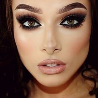Beautiful eye makeup   thebeautyspotqld.com.au