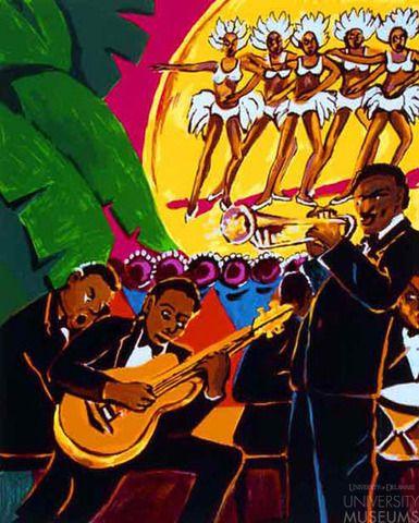 Harlem Renaissance Art and Music