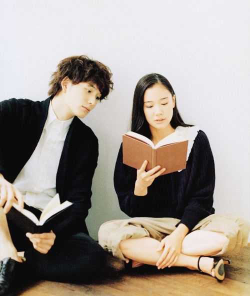 AOI YU & OKADA MASAKI