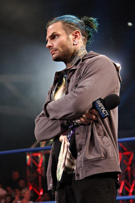 Jeff Hardy TNA Impact 1/19/12