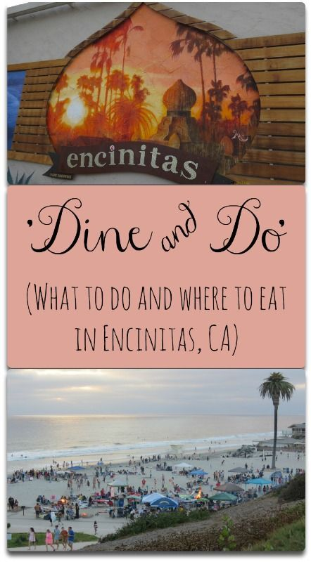 In the beautiful coastal town of Encinitas, CA, there's a lot to do and great…