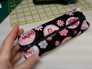 Pencil case I need to make for Operation Christmas Child boxes!