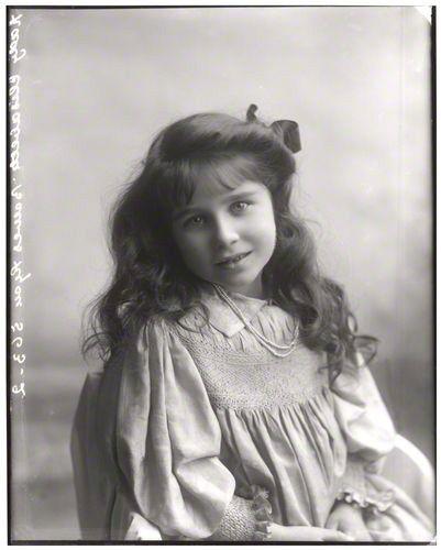 Elizabeth Bowes-Lyon   by the Waxbitch®